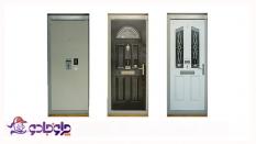 انواع درب ساختمان بر اساس مواد تشکیل دهنده